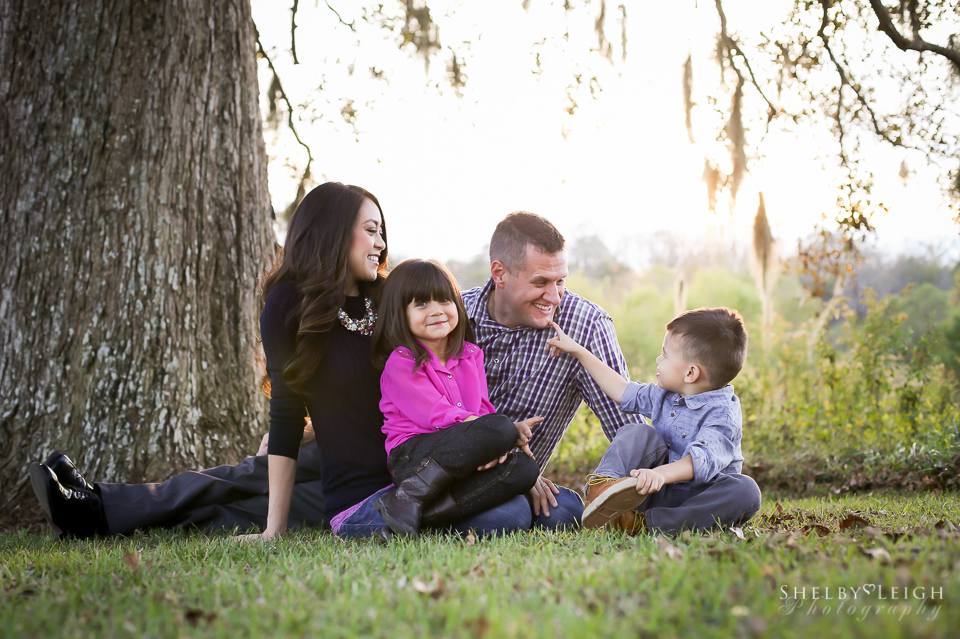 Henderson Family – Fall Session 2015